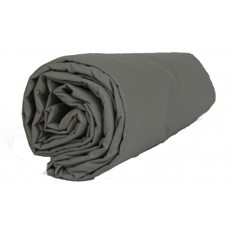 draps housses 140x190 vosges interblanc. Black Bedroom Furniture Sets. Home Design Ideas