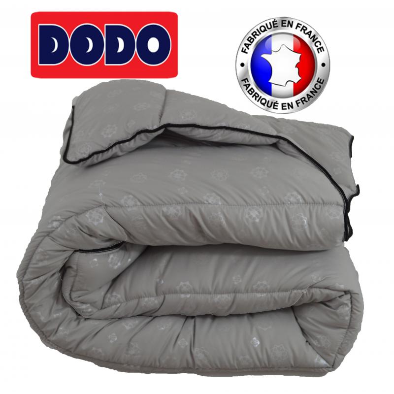 Couette Dodo 2 Personnes Motifs Argentes 500 Gm Chaude Et Legere