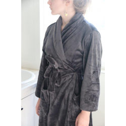 "Robe de chambre Microfibre ""grand luxe"""